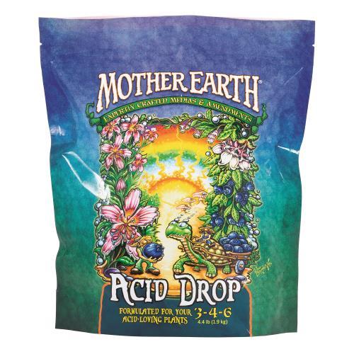 Mother Earth Acid Drop for Acid -Loving Plants 3-4-6