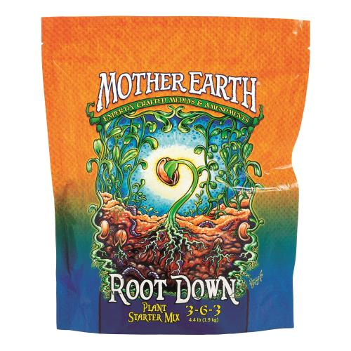 Mother Earth Root Down Starter Mix 3-6-3