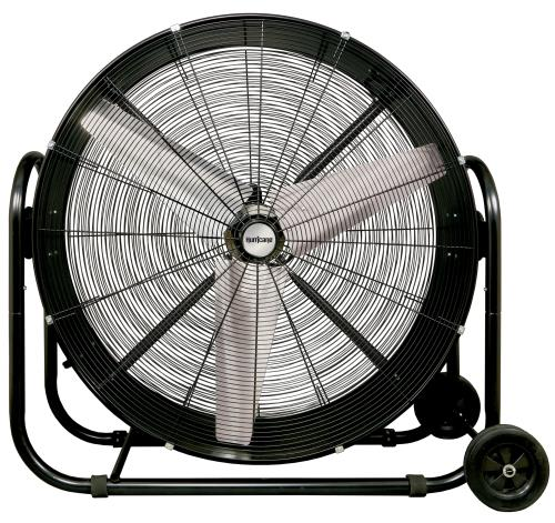 Hurricane® Pro Heavy Duty Adjustable Tilt Drum Fan 42 In