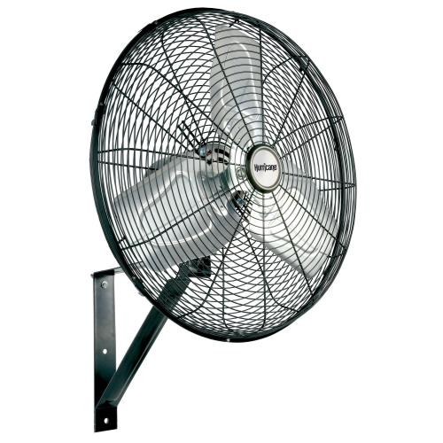 Hurricane® Pro Commercial Grade Oscillating Wall Mount Fan 20 In