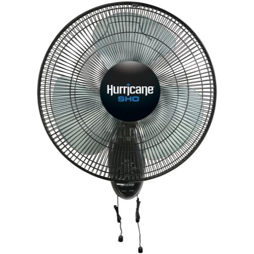 Hurricane® SHO Oscillating Wall Mount Fan 16 in