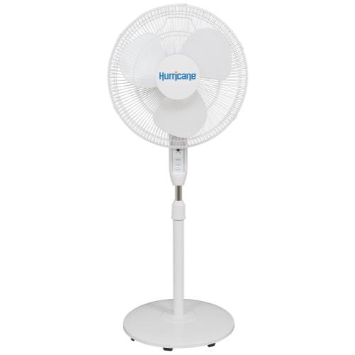 Hurricane® Supreme Oscillating Stand Fans 16 in