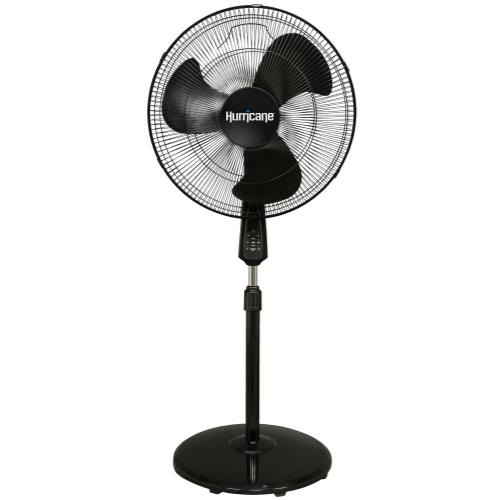 Hurricane® Supreme Oscillating Stand Fans 18 in