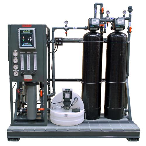 Hydro-Logic® Hyperlogic® Custom Water Filtration System