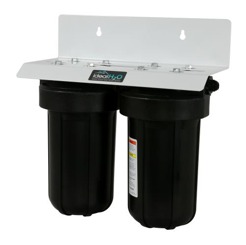 Ideal H2O® Commercial De-Chlorinator System with Catalytic Carbon Filter 5,000 GPD