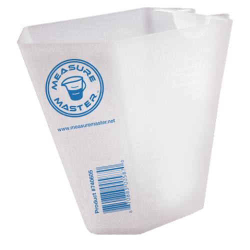 Measure Master® Graduated Rectangle Measuring Containers