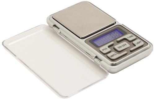 Measure Master® 500g Digital Pocket Scale