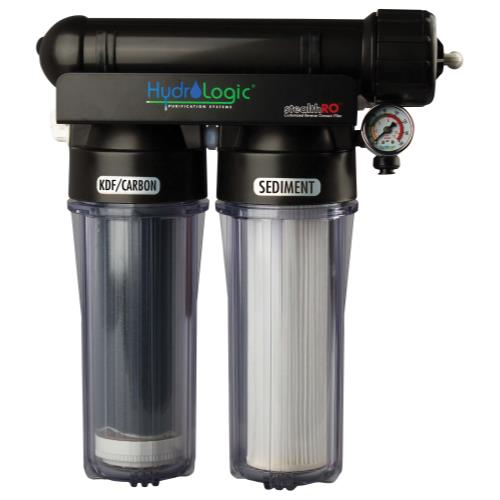 Hydro-Logic® Stealth RO™ 150 with KDF Carbon Filter