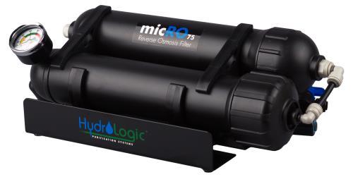 Hydro-Logic® micRO-75 Reverse Osmosis System