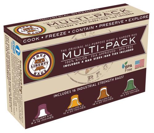 True Liberty® Multi-Pack