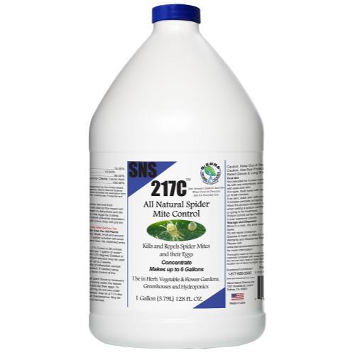 SNS 217C™ Mite Control Concentrate