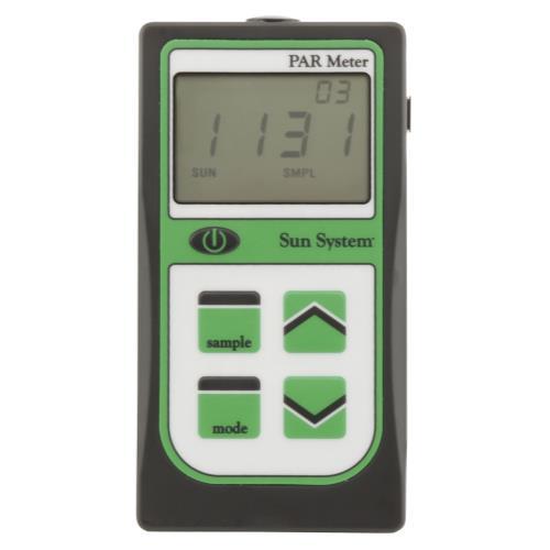 Sun System® PAR Meter with Integrated Sensor
