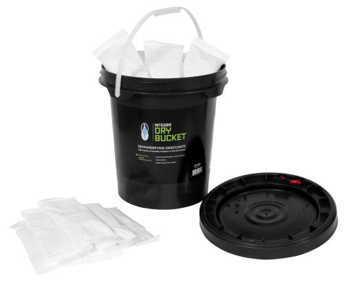 Integra™ Boost™ 5 Gallon Bucket with Desiccant Packs