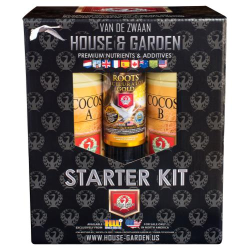 House & Garden Cocos® A & B Starter Kit