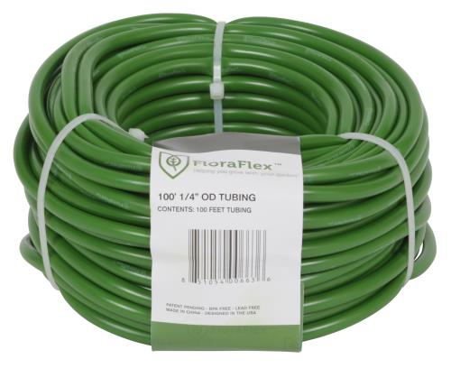 FloraFlex® Tubing 1/4 in OD