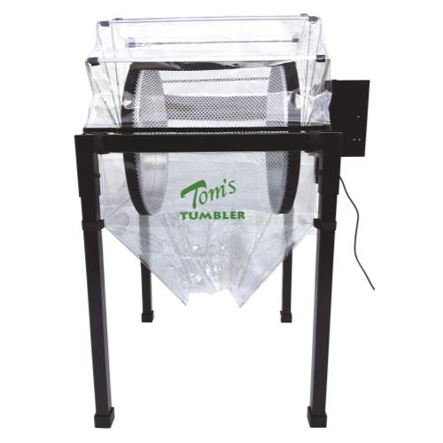 Tom's Tumbler TTT 2600 Commercial System – Trimmer/Pollen Extractor/Dry Sifter