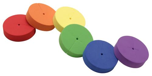 Super Sprouter® Multicolored Neoprene Inserts