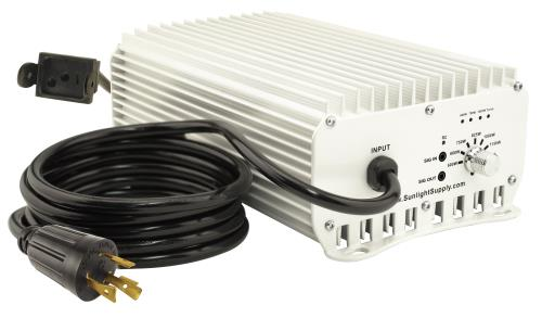 Sun System® 1 DE Etelligent™ Compatible 1000 Watt Electronic Ballast - 480 Volt
