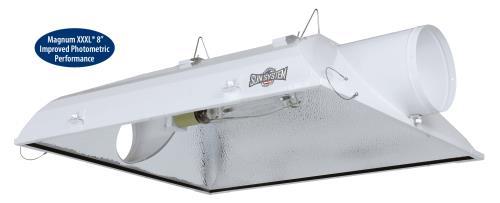 Magnum XXXL® 8 in Air-Cooled Reflectors - Generation 3