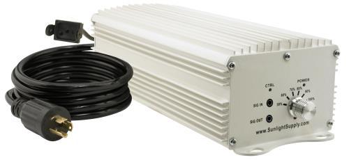 Sun System® 1 LEC® Brand 315 Etelligent™ Compatible Ballast - 277 Volt