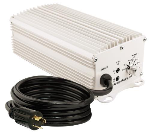 Sun System® 1 LEC® Brand 315 Etelligent™ Compatible Ballast - 347 Volt