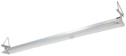 Sun Blaze® T5 HO Supreme Fluorescent Strip Light Fixture with Reflector