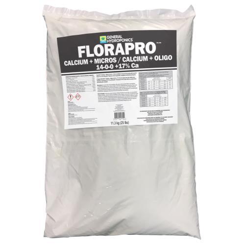 General Hydroponics® FloraPro™ Calcium + Micros  14 - 0 - 0