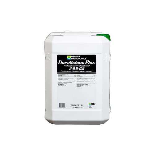 General Hydroponics® Floralicious® Plus Professional  2 - 0.8 - 0.5