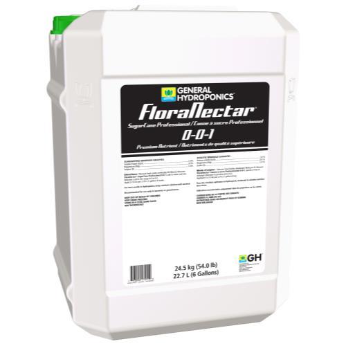General Hydroponics® FloraNectar® Sugar Cane Professional  0 - 0 - 1