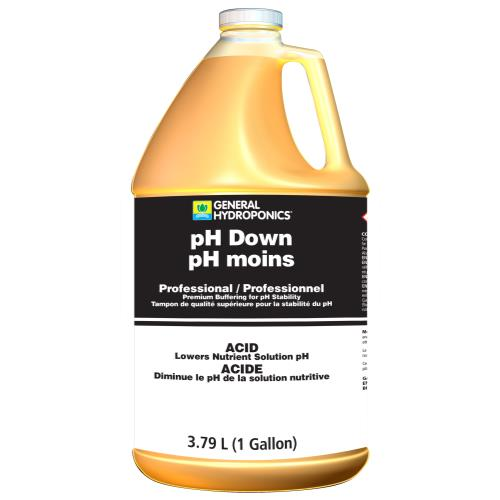 General Hydroponics® pH Down Professional