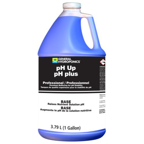 General Hydroponics® pH Up Professional