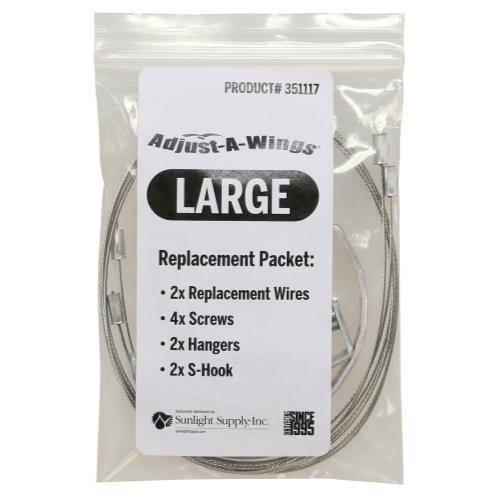 Adjust-A-Wings Hardware Packs